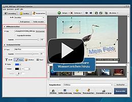 AVS Image Converter. Sehen Sie die Videopräsentation
