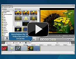 AVS Video ReMaker. Sehen Sie die Videopräsentation