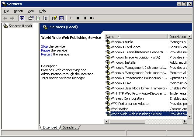 Enabling Windows Server 2003 to Stream FLV Videos