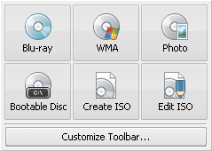 Additional Toolbar