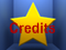 Credits effect