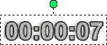 Timer rectangle