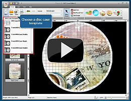 AVS Cover Editor. Watch video presentation