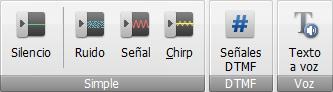 AVS Audio Editor - Pestaña Generar