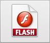 Botón Guardar en Flash