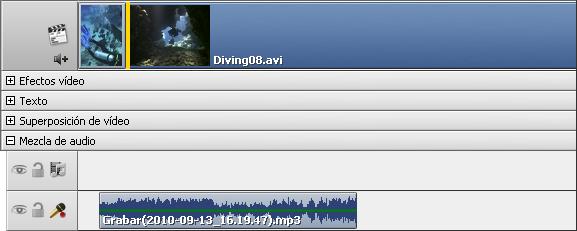 Grabación de voz