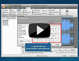 AVS Audio Editor. Vea la presentación de vídeo