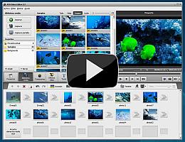 AVS Video Editor. Vea la presentación de vídeo
