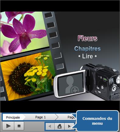 fenêtre Editer Fichier d'Entrée - Prévisualisation