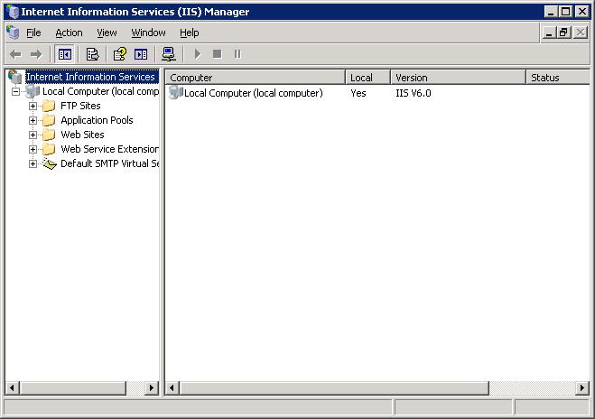 Attivazione di Windows Server 2003 per lo streaming dei video FLV