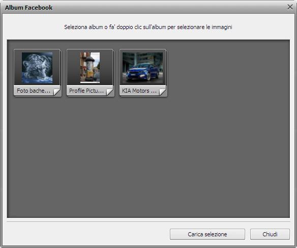 Avs4you avs image converter aggiunta di immagini al programma - La finestra album ...