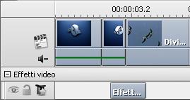 Linea per effetti video
