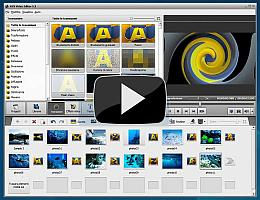 AVS Video Editor. Guardate la presentazione video